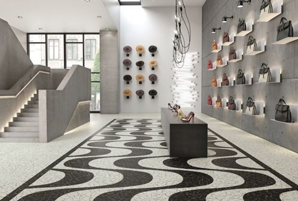 Luxury Vinyl Tile Effects