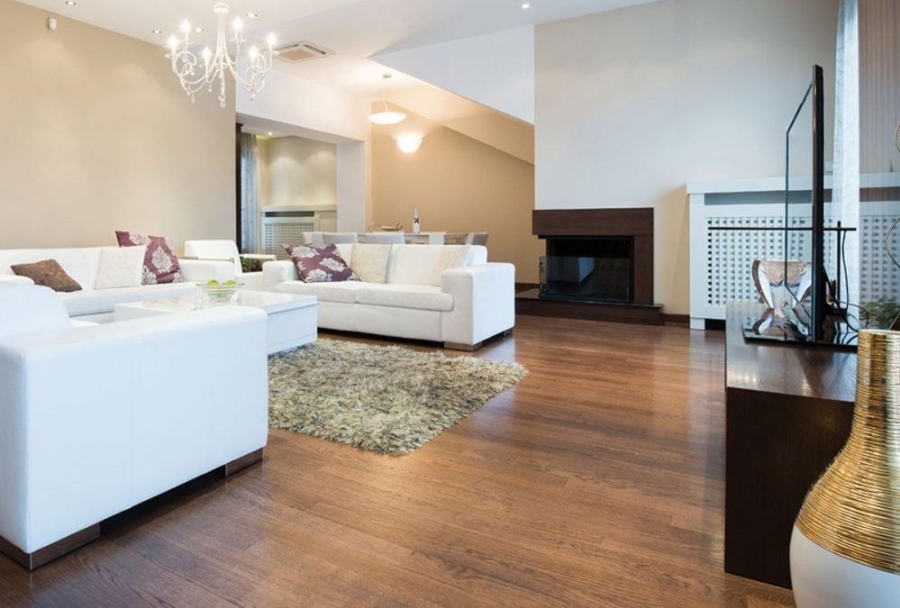 Floors for Flipping Property