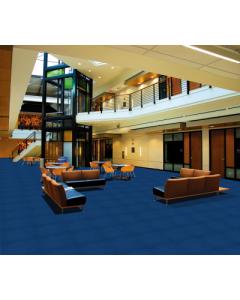 JHS Fast Track Cord Carpet Azure 16