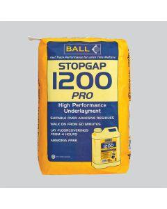 F Ball Stopgap 1200 Pro Bag & Bottle