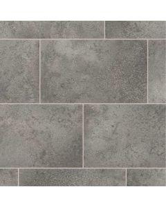 Abingdon Sheet Vinyl SoftStep Grey-Tex Quartz Tile