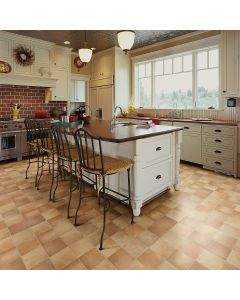Polyflor Secura PUR Farmhouse Terracotta 2113