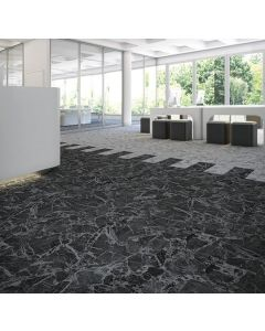 Forbo Flotex Planks Marble Marquina 143002
