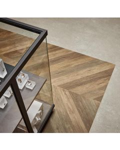Forbo Heterogeneous Eternal Wood Classic Herringbone 36022