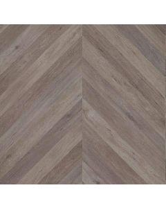 Forbo Heterogeneous Eternal Wood Brown Herringbone 36042