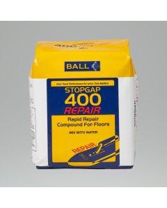 F Ball Subfloor Prep - Repair Mortar Stopgap 400 Rapid Set - 10kg bag