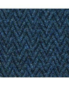 Burmatex Chevrolay 50 Heavy Contract Entrance Carpet Tiles 6228 Beta Blue