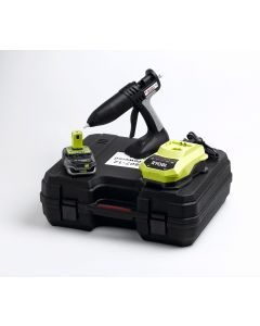 Tec 807B Battery Powered Hot Melt Gun Cat No 807B/12