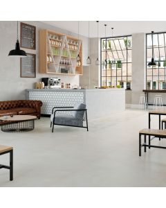Polyflor Expona Design Frosted Cement 9134
