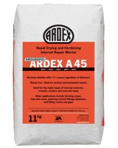 Ardex Ardurapid A 45 11kg Bag