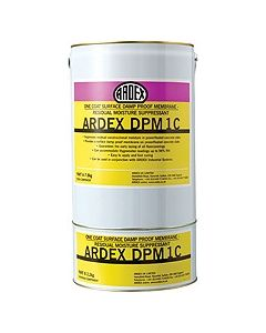 Ardex DPM 1 C One Coat 6 Kg