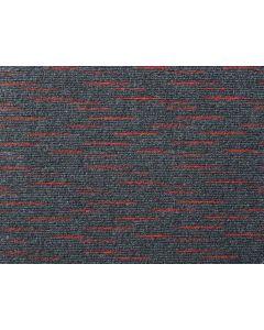Heckmondwike Array Carpet Tile Array Red 50 X 50 cm