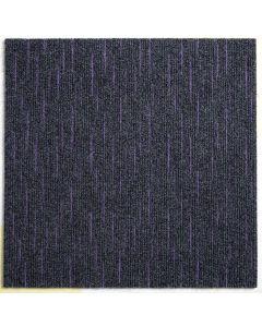 Heckmondwike Array Carpet Tile Array Violet 50 X 50 cm