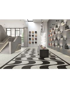 Polyflor Expona Commercial Granite Mosaic 5095