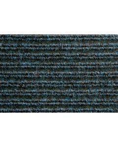 Heckmondwike Battleship Entrance Carpet Blue