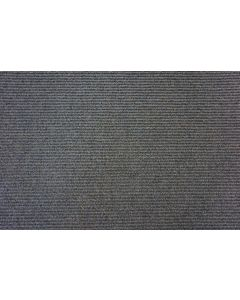 Heckmondwike Broadrib Carpet Tile Azure 50 X 50 cm