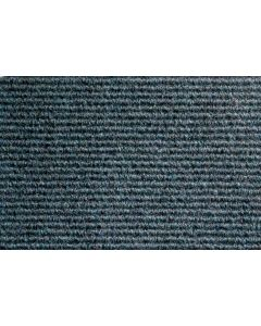 Heckmondwike Broadrib Carpet Tile Blue Moon 50 X 50 cm