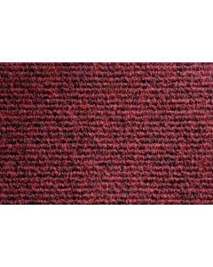 Heckmondwike Broadrib Carpet Tile Claret 50 X 50 cm