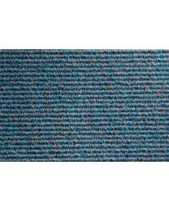Heckmondwike Broadrib Carpet Tile Cobalt 50 X 50 cm