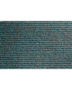 Heckmondwike Broadrib Carpet Tile Emerald 50 X 50 cm