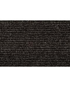 Heckmondwike Array Carpet Tile Broadrib Graphite 50 X 50 cm