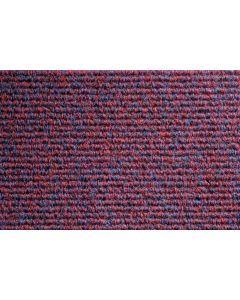 Heckmondwike Broadrib Carpet Tile Magenta 50 X 50 cm