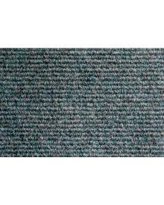Heckmondwike Broadrib Carpet Tile Onyx 50 X 50 cm