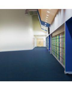 Heckmondwike Broadrib Carpet Tile Pacific 50 X 50 cm