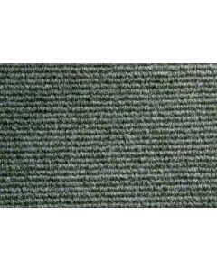 Heckmondwike Broadrib Carpet Tile Olive 50 X 50 cm
