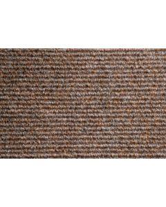 Heckmondwike Broadrib Carpet Tile Pebble 50 X 50 cm