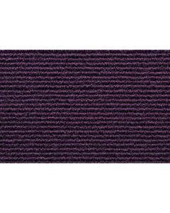 Heckmondwike Array Carpet Tile Broadrib Purple 50 X 50 cm