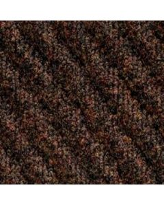 Burmatex Grimebuster 50 Heavy Contract Entrance Carpet Tiles 1639 Goodwood Brown