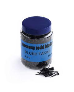 Blued Tacks 25mm 1kg Tub Cat No 10074