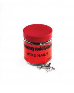 Wire Nails 25mm 500g Tub Cat No 10083