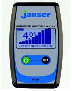 Concrete Moisture Meter V1-D4