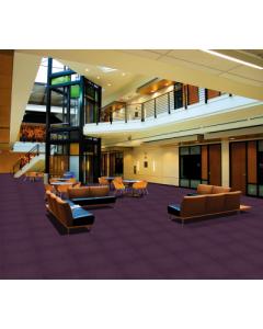 JHS Urban Space Carpet Tiles Purple 880