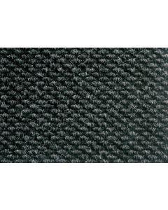 Heckmondwike Diamond Entrance Carpet Tile Charcoal 50 X 50 cm