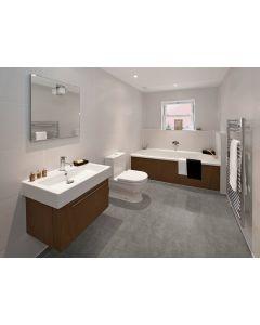 Forbo Enduro Dryback Tiles Mid Concrete 69202DR3