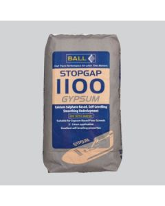 F Ball Stopgap 1100 Gypsum