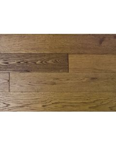 Furlong Flooring Next Step 125mm Oak Nutmeg Brushed Stained & Matt Lacquered 20996
