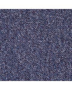 Abingdon Carpet Tiles Fusion Mid Blue