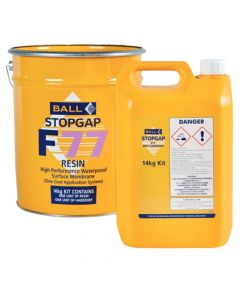 F Ball Styccobond F77 Waterproof Surface Membrane 14kg