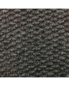 Heckmondwike Hobnail Carpet Tile Anthracite 50 X 50 cm