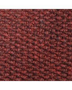 Heckmondwike Hobnail Carpet Tile Claret 50 X 50 cm