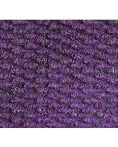 Heckmondwike Hobnail Carpet Tile Purple 50 X 50 cm