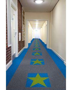 Heckmondwike Iron Duke Carpet Blue