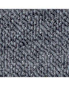 JHS Ashfield Felt Back Carpet 74 Silver