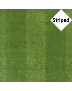 Burrnest Artificial Grass - Stripes 30mm