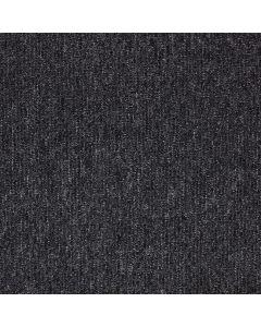 Paragon Macaw Stripe Carpet Tile Jet-Quartz
