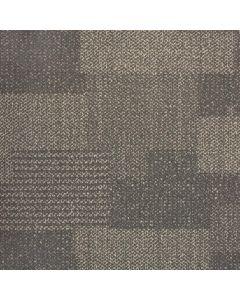 Abingdon Carpet Tiles Mayfair Designer Collection Abbey Brown